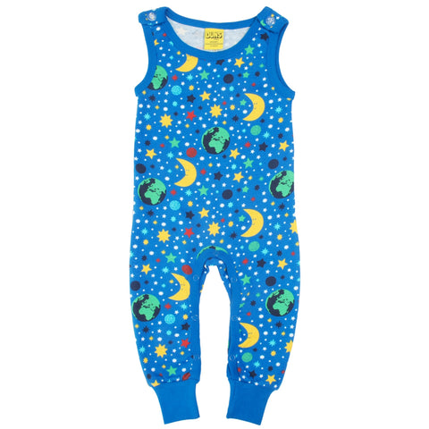Blue Mother Earth Dungaree