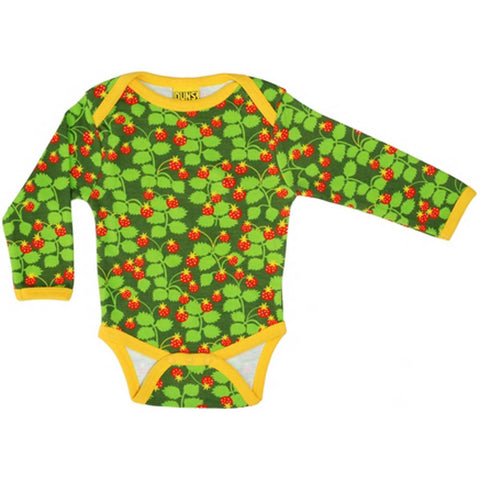 Wild Strawberries Onesie