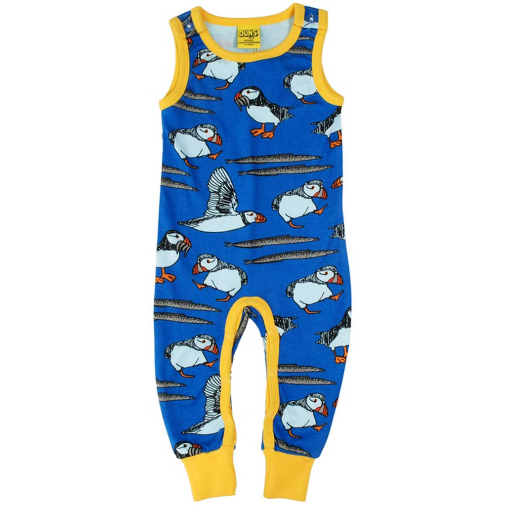 Puffin Blue Dungaree