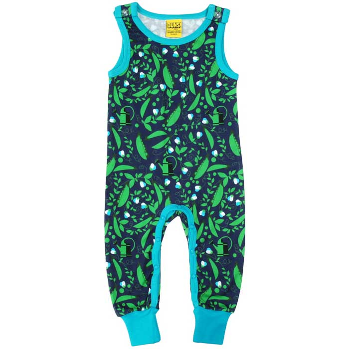 Pea Blue Dungaree