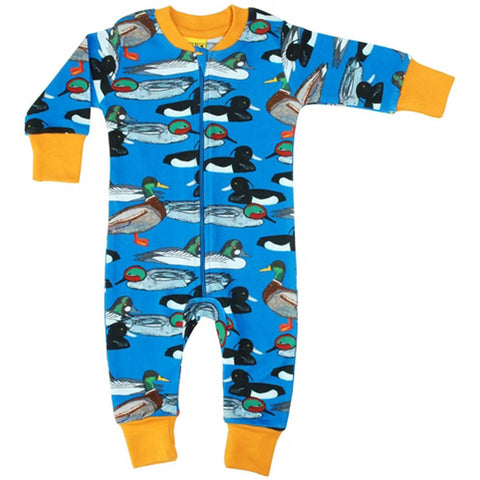 Blue Duck Pond Zip Suit