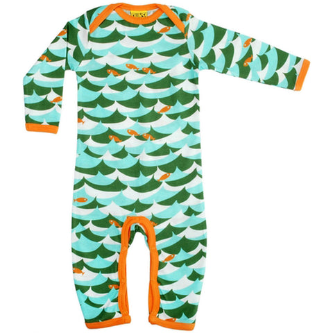 Jumping Fish Romper