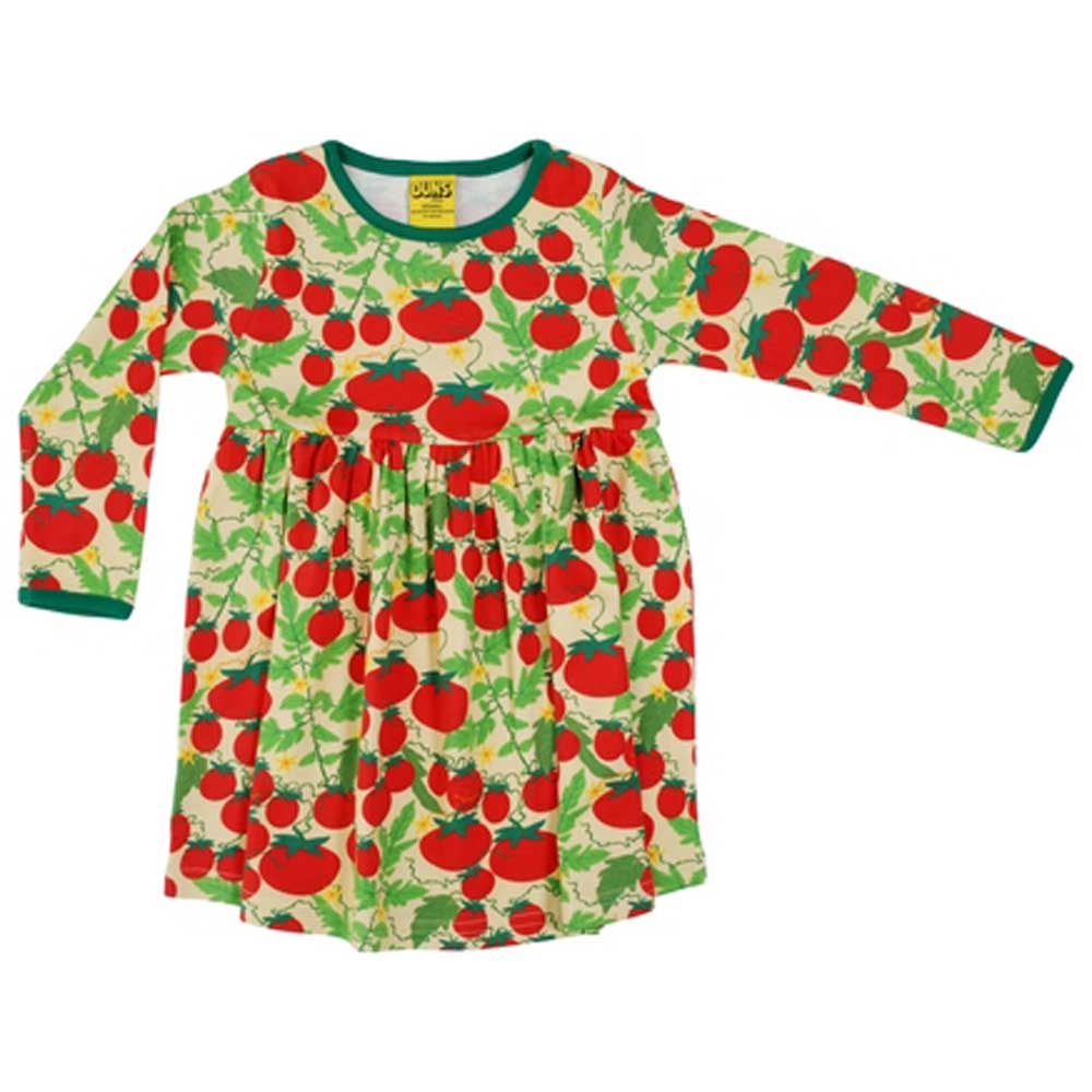 Growing Tomatoes Dress
