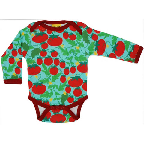 Growing Tomatoes Onesie