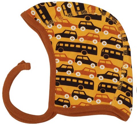 Retro Car Baby Bonnet