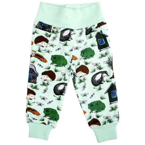 Wind in the Willow Baby Pants