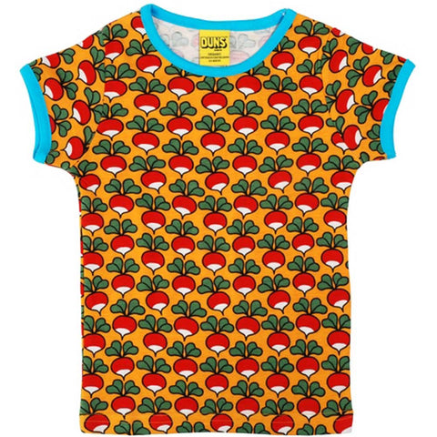 Mustard Yellow Radish T-Shirt