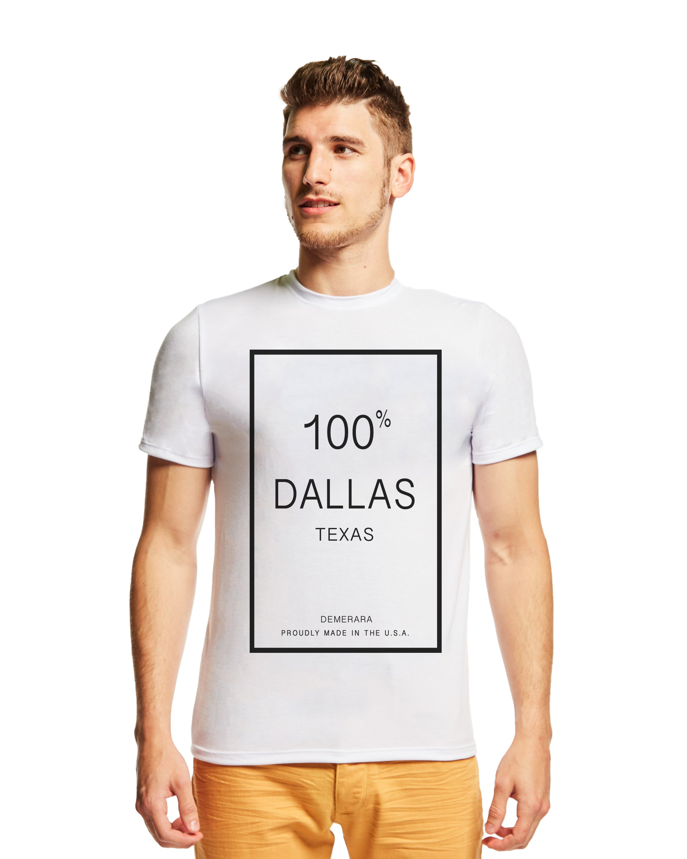 100 Percent Dallas Tee
