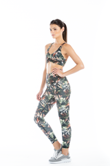 Sable Legging & Kimi Top | Amazonas