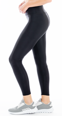 Sable Legging & Brandi Top | Black
