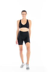 Kera Biker Short | Black
