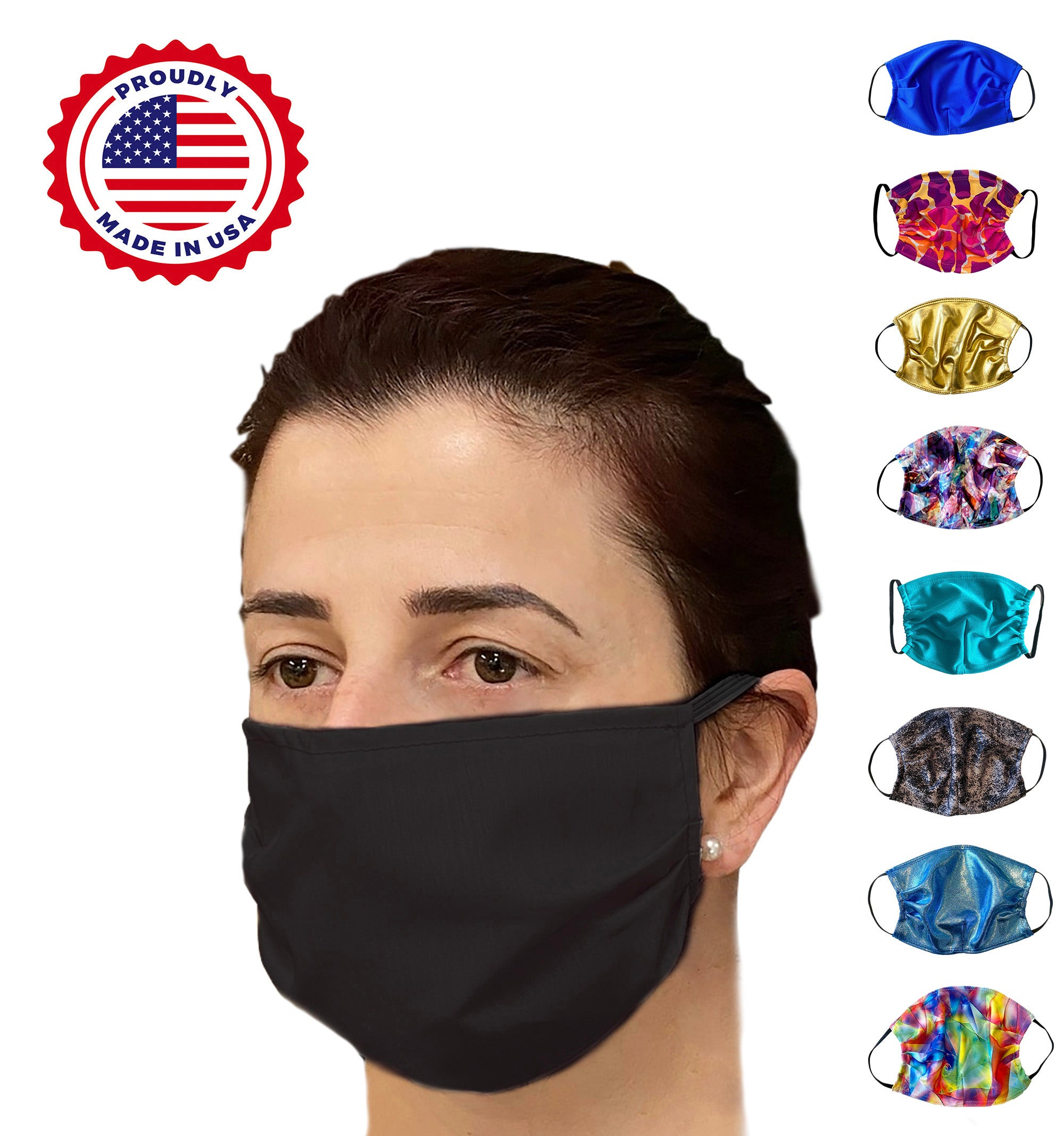 Fabric Face Cover Option #1