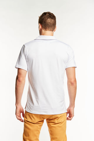 Dri-Fit Polo | White