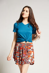 Plum Shorts | Macaw