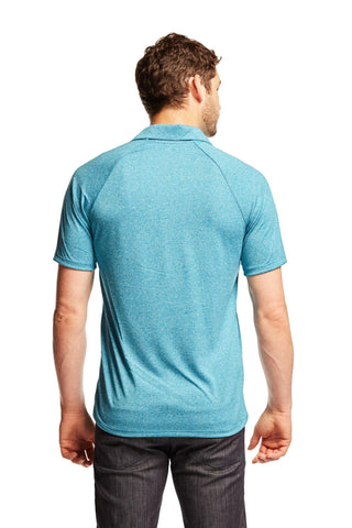 Dri-Fit Polo | Aqua