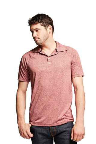 Dri-Fit Polo | Maroon