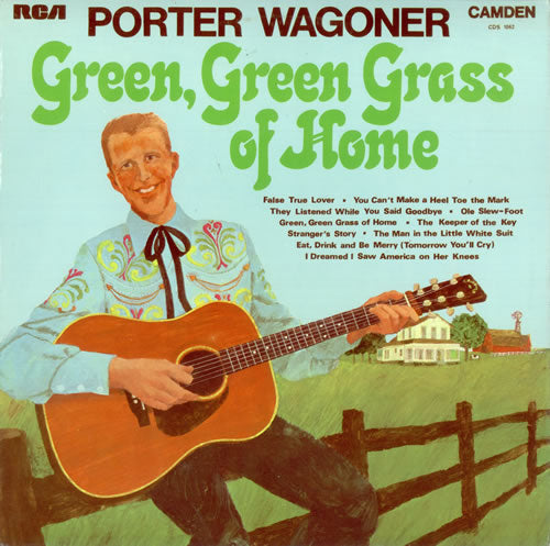 Boomers prefer the Green, Green Grass of Home