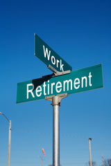 Baby Boomers at a crossroads between remaining in the workforce and retiring