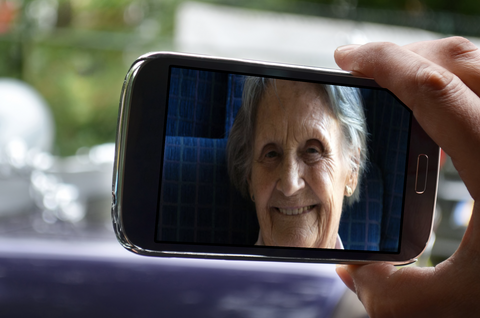 smartphone video of advance care directive