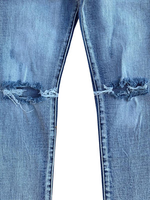 "Load image into Gallery viewer, SIA KIDS ""LIGHT BLUE"" PREMIUM JEANS"