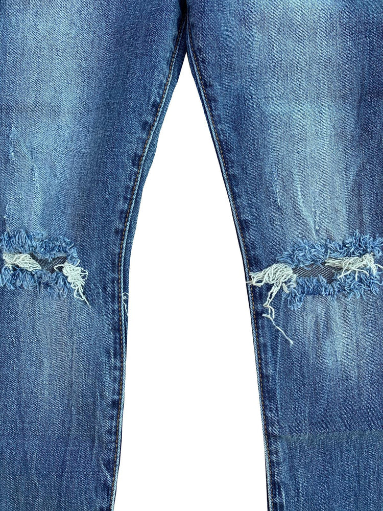 "Load image into Gallery viewer, SIA KIDS ""BLUE FADE"" PREMIUM JEANS"