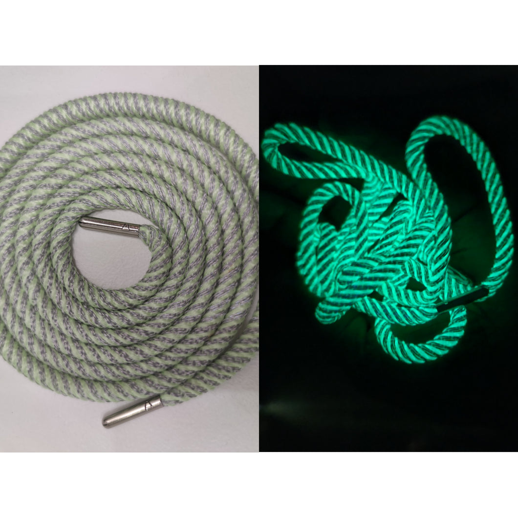 SIA SLIME GLOW IN THE DARK LACES