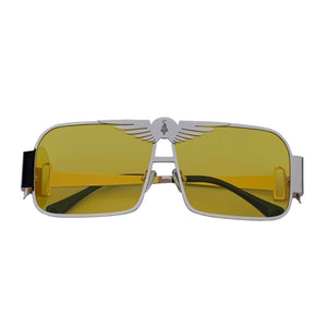 "Load image into Gallery viewer, SIA C130 ""GOLD W/YELLOW LENS"" TRANSITIONAL SUNGLASSES"