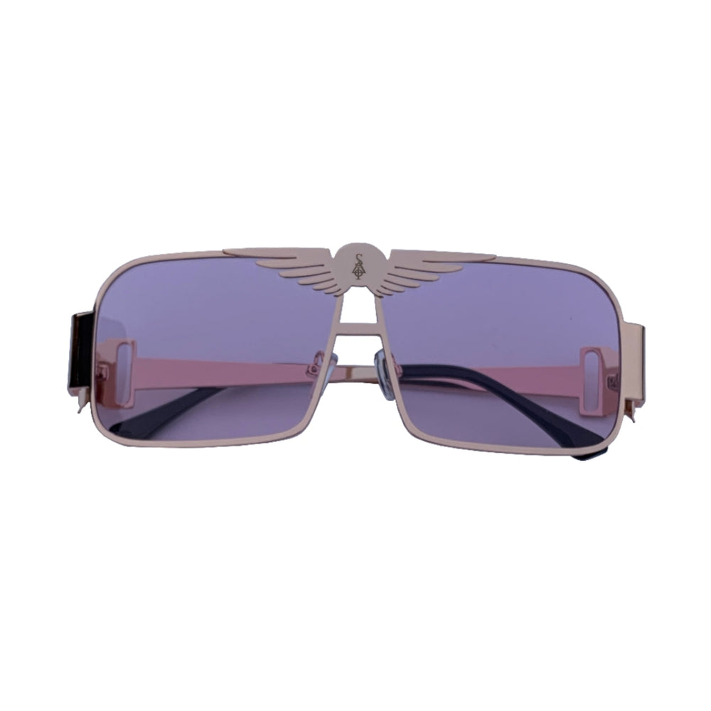 "Load image into Gallery viewer, SIA C130 ""ROSE GOLD"" TRANSITIONAL SUNGLASSES"