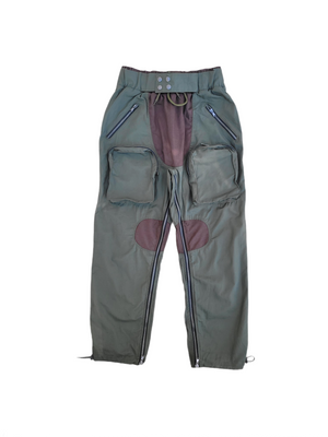 "Load image into Gallery viewer, SIA ""BEEF AND BROCCOLI"" CARGO OVERPANTS"