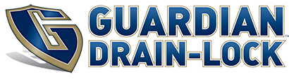 Guardian Drain Lock /TNT Products - Online Sales Managed By Fitness On The Run