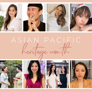 Happy Asian Pacific American Heritage Month!