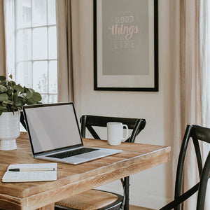 5 Simple Work from Home Productivity Tips