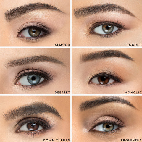 house of lashes eye shape guide