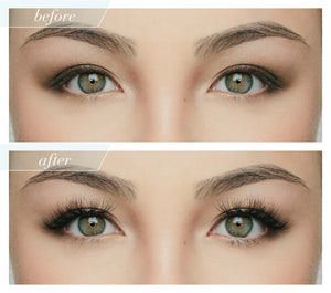 Le Petit Double Individual Lashes