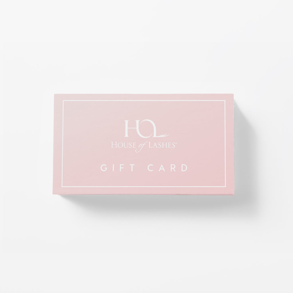 House of Lashes Gift Card