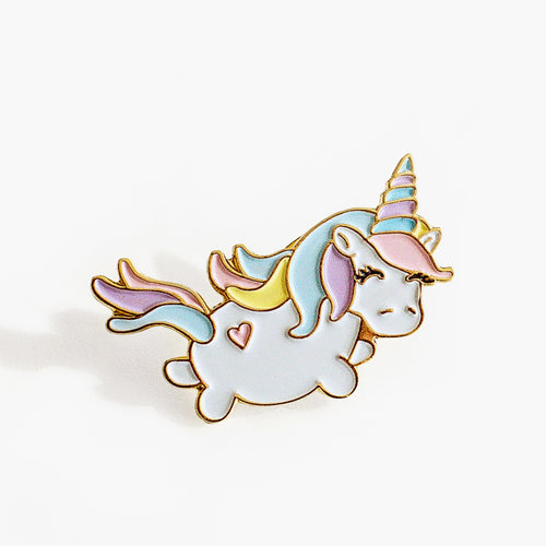 HOL®  Rainbow Unicorn Pin