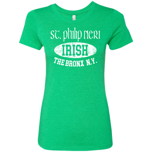St. Philip Neri - Irish Series Ladies' Tee