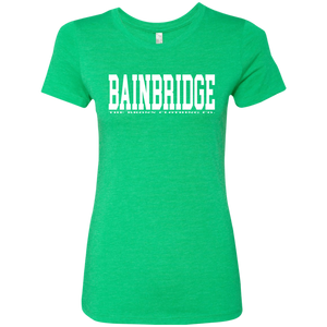 Bainbridge Ladies' Tee - Neighborhood Series