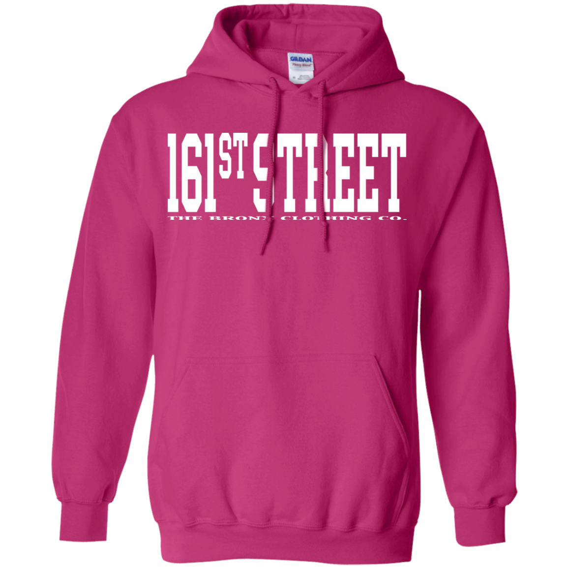 161st Street - Neighborhood Series Hoodie