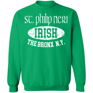 St. Philip Neri - Irish Series - Crewneck Pullover Sweatshirt  8 oz.