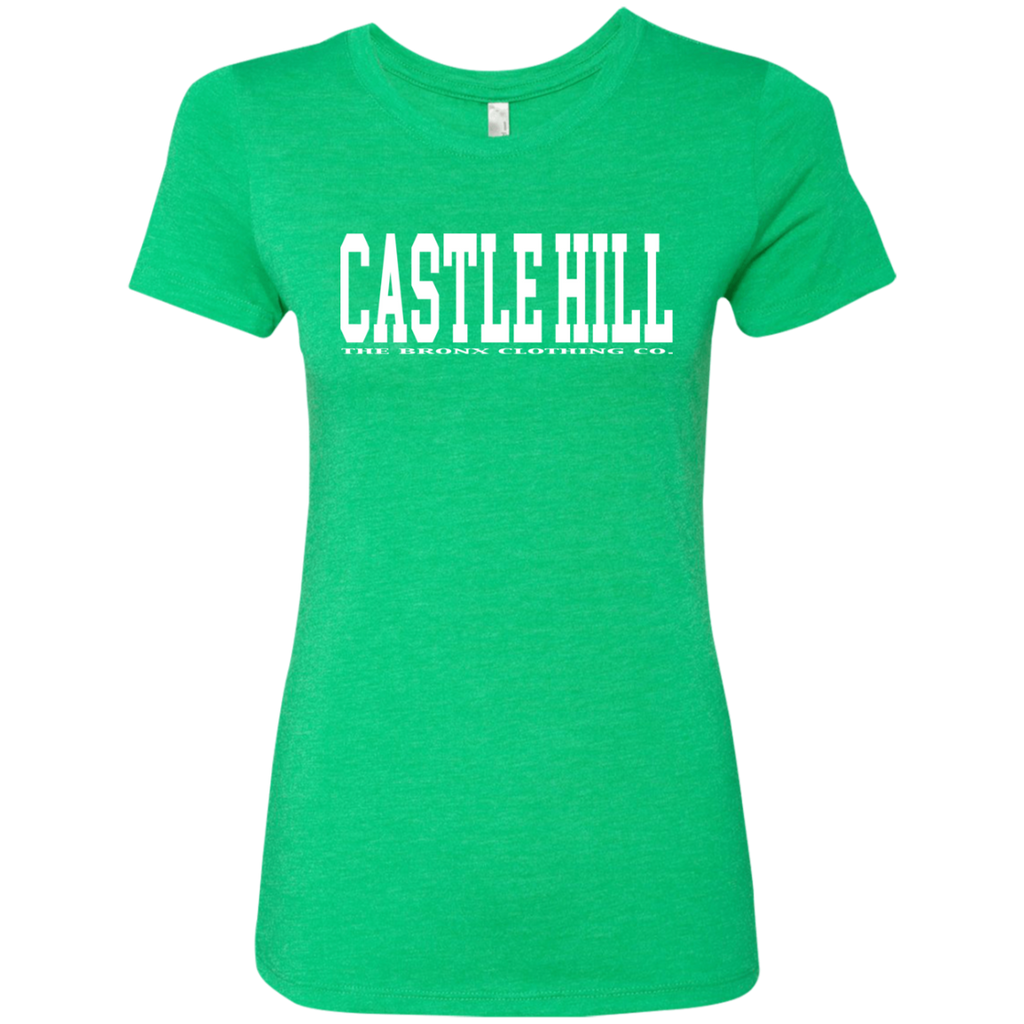 Castle Hill Ladies' Tee - Neighborhood Series