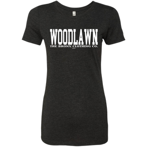 Woodlawn Ladies' Tee - Neighborhood Series
