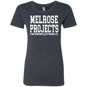 Melrose Projects Ladies' Tee - Neighborhood Series
