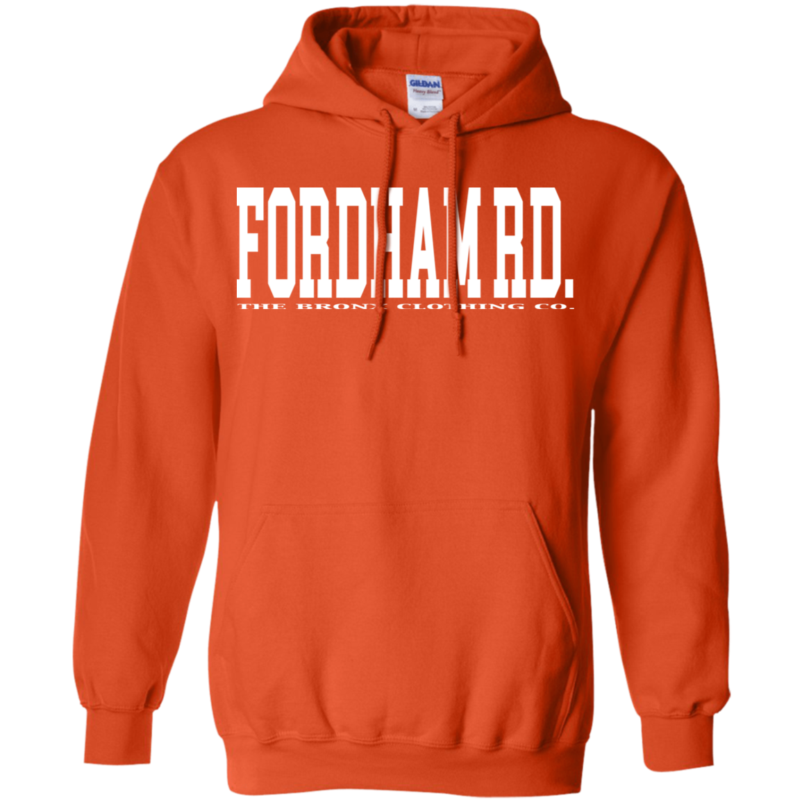 Fordham Rd. - Neighborhood Series Hoodie