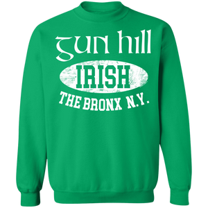 Gun Hill - Irish Series - Crewneck Pullover Sweatshirt  8 oz.