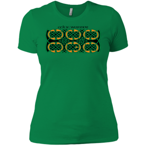 Celtic Warrior Ladies' Boyfriend T-Shirt