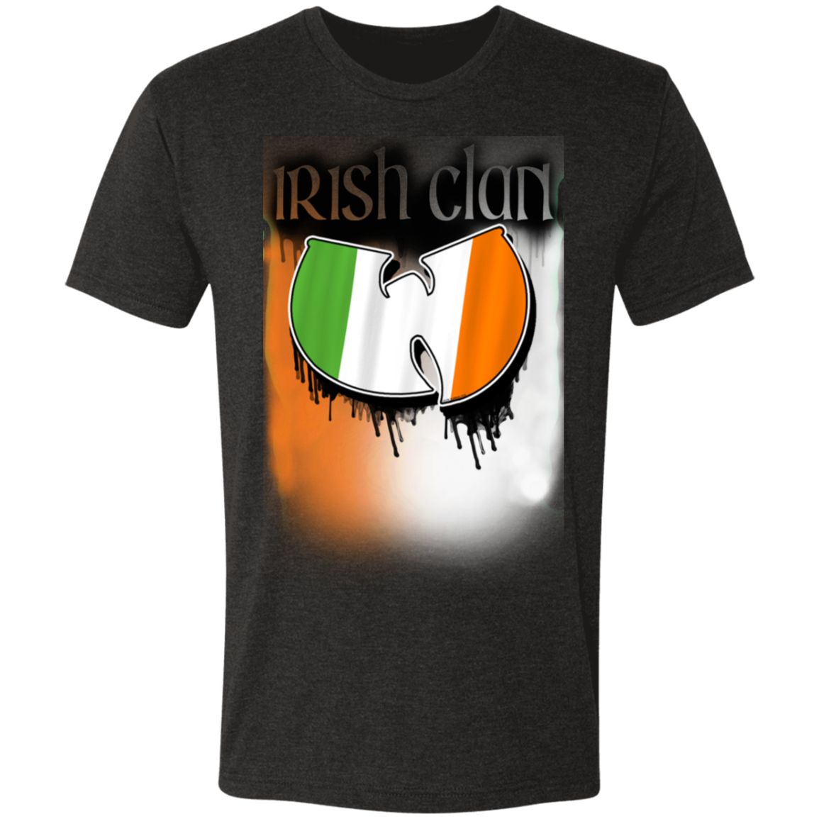 Irish Clan - Celtic Warrior Men's Tee