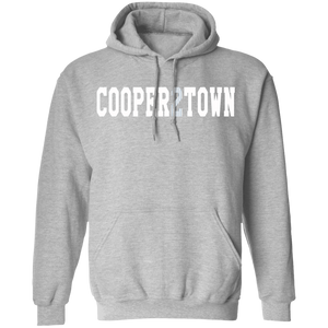 COOPER2TOWN Pullover Hoodie 8 oz.