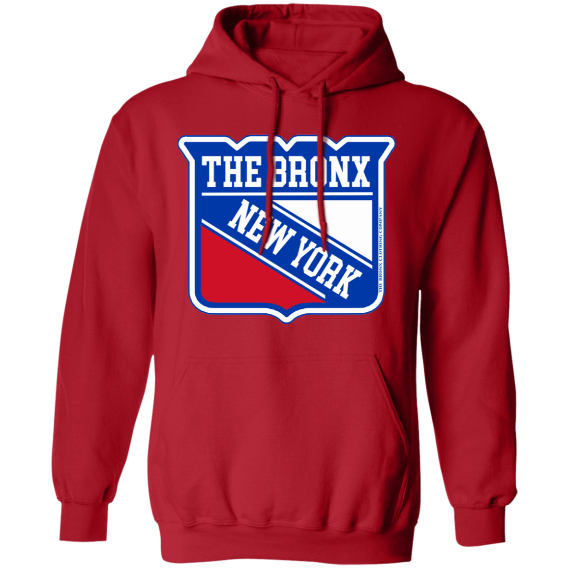 The Bronx Hockey Pullover Hoodie