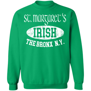 St. Margaret's - Irish Series - Crewneck Pullover Sweatshirt  8 oz.